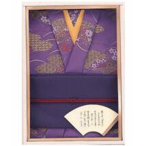 Furosiki kendő Kimono Murasaki