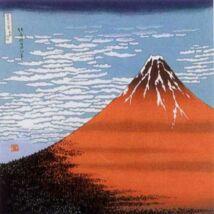 Fuji furosiki kendő