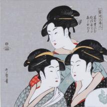 Furoshiki Ukiyo-e
