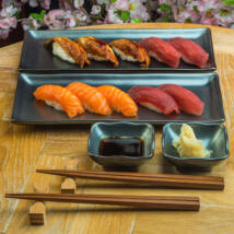 Sumi Grey sushi set