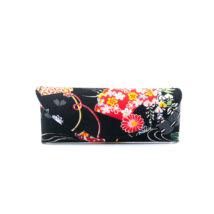 Púzdro na okuliare Black Flower