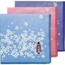 Hana-kanzashi - malá ozdobná šatka