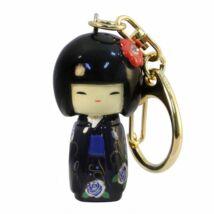 Kokeshi kulcstartó Furisode