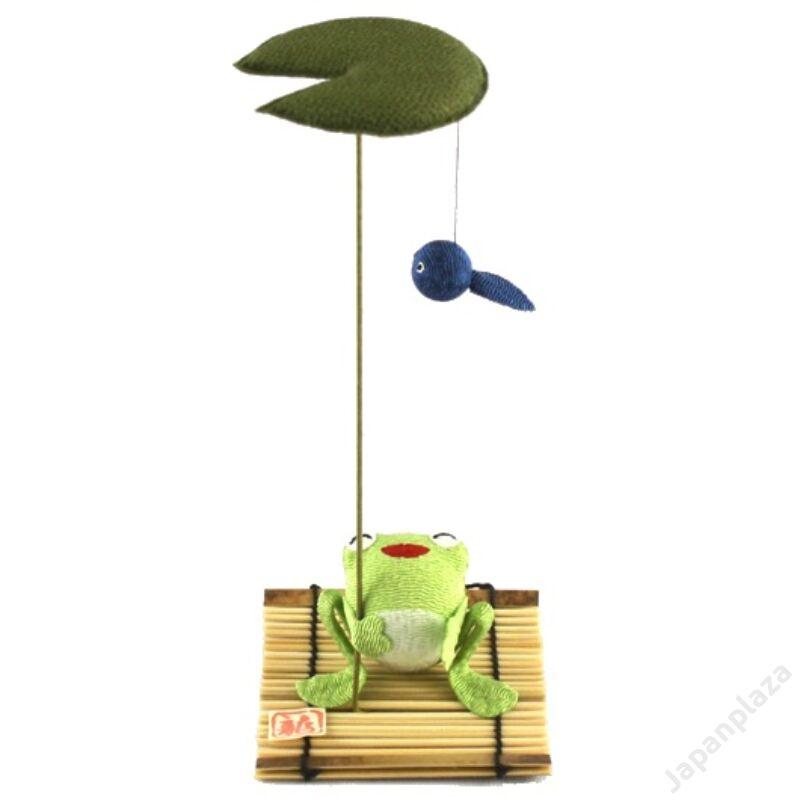 Žabka pre šťastie Kaeru