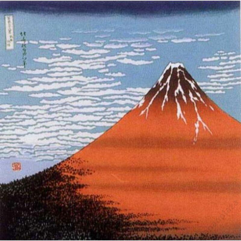 Furoshiki Fuji