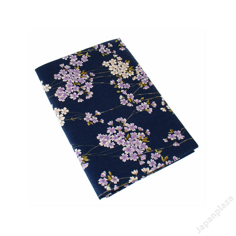 Furoshiki sakura modré
