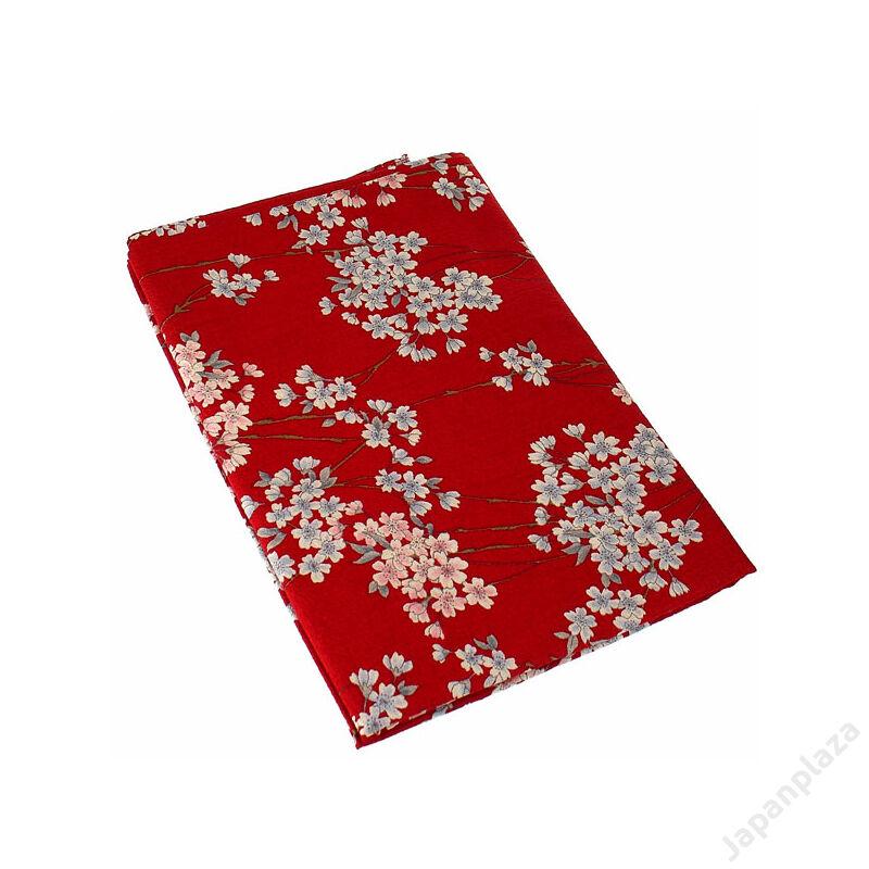 Furoshiki červená sakura