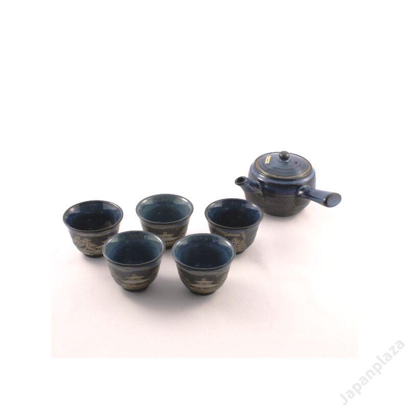 Kuronagashi čajová súprava
