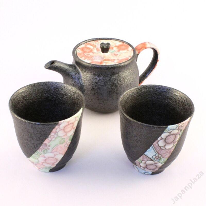 Yuzen teáskészlet 2 személyre