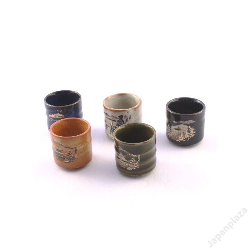 Kiritachi saké set