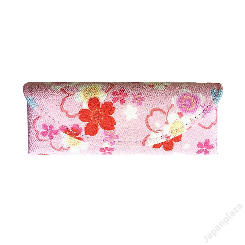 Púzdro na okuliare Pink Flower
