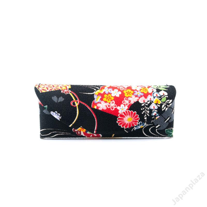Szemüvegtok Black Flower
