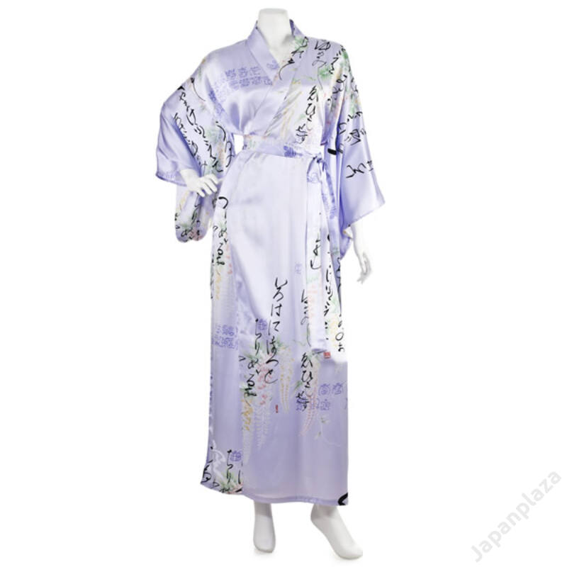 Iroha hodvábne kimono