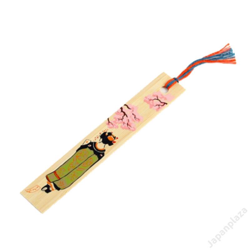 Bambusová záložka Maiko